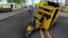 Mototaxi для GTA San Andreas