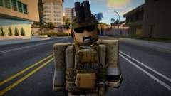 Roblox Skin (army) для GTA San Andreas