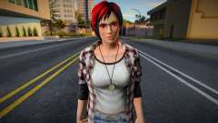 Dead Or Alive 5 - Mila (Costume 2) 2 для GTA San Andreas
