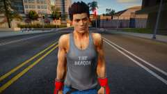 Dead Or Alive 5: Last Round - Jann Lee для GTA San Andreas