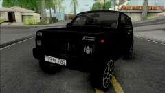 Lada Niva Black
