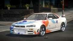 Nissan Skyline R34 J-Style S9 для GTA 4