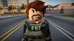 Roblox FBI V1 [Agent] для GTA San Andreas