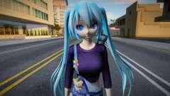 Miku Plushie для GTA San Andreas