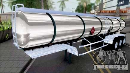 Colombian Tank Trailer для GTA San Andreas