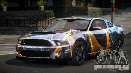 Shelby GT500 US S8 для GTA 4