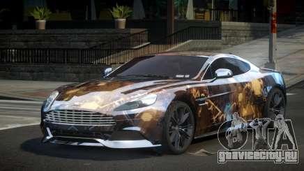 Aston Martin Vanquish Zq S1 для GTA 4
