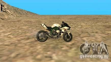 NRG 500 - ft. Eagle Gaming Version для GTA San Andreas
