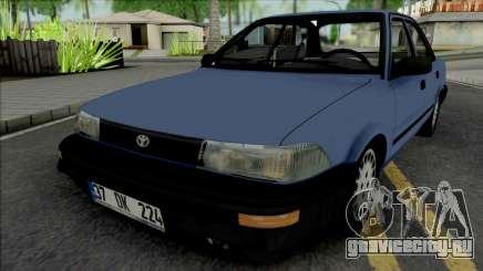 Toyota Corolla (1988-1992) для GTA San Andreas