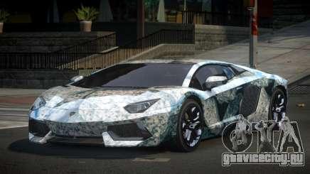 Lamborghini Aventador PS-R S8 для GTA 4