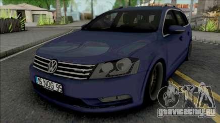Volkswagen Passat Variant (Air) для GTA San Andreas