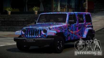 Jeep Wrangler US S1 для GTA 4