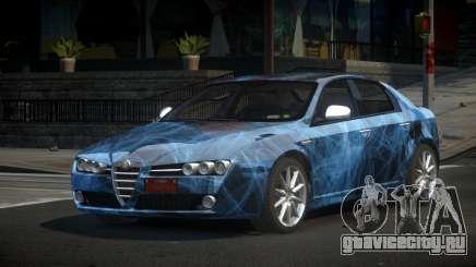 Alfa Romeo 159 U-Style S9 для GTA 4