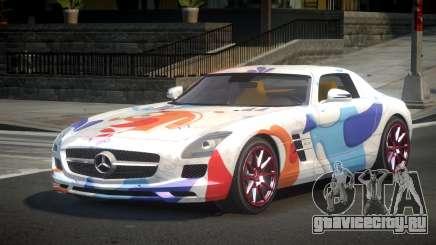 Mercedes-Benz SLS PS-I S9 для GTA 4