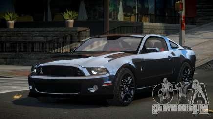 Shelby GT500 US для GTA 4