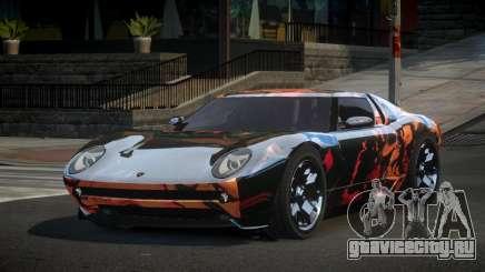 Lamborghini Miura U-Style S3 для GTA 4