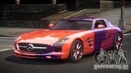 Mercedes-Benz SLS PS-I S6 для GTA 4