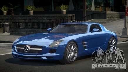 Mercedes-Benz SLS PS-I для GTA 4