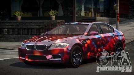BMW M5 U-Style S1 для GTA 4