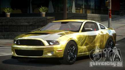 Shelby GT500 US S1 для GTA 4