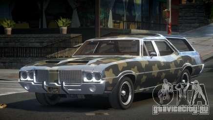 Oldsmobile Vista Cruiser US S3 для GTA 4