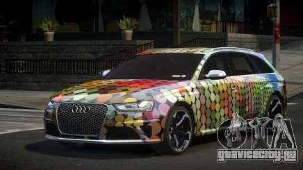 Audi RS4 SP S3 для GTA 4