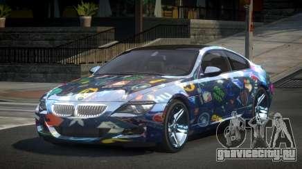 BMW M6 PSI-R S5 для GTA 4