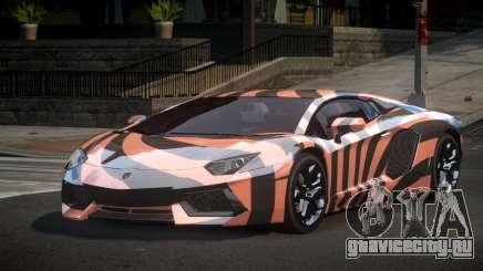 Lamborghini Aventador PS-R S5 для GTA 4