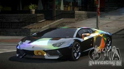 Lamborghini Aventador PS-R S3 для GTA 4