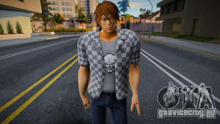 Shin Casual Tekken (Bad Boy 4) для GTA San Andreas