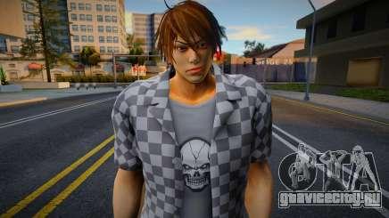 Shin Casual Tekken (Bad Boy 1) для GTA San Andreas