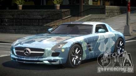 Mercedes-Benz SLS PS-I S1 для GTA 4