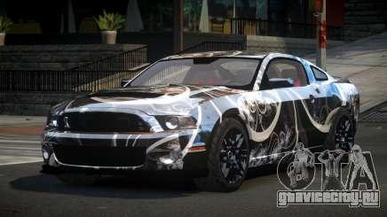 Shelby GT500 US S7 для GTA 4