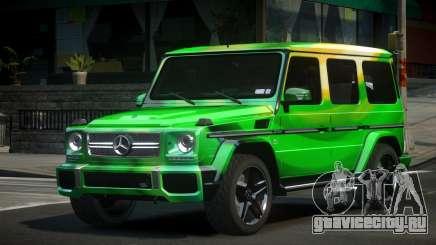 Mercedes-Benz G65 BS-U S4 для GTA 4