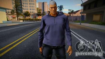 Bryan FBI Agent для GTA San Andreas