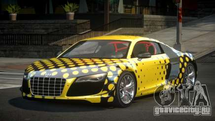 Audi R8 U-Style S6 для GTA 4