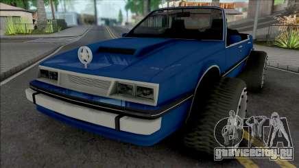 GTA IV Willard Lifted для GTA San Andreas