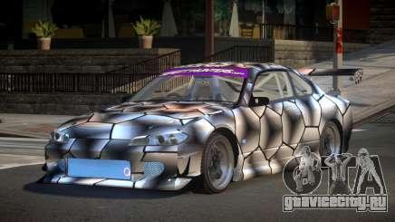 Nissan Silvia S15 Zq L7 для GTA 4