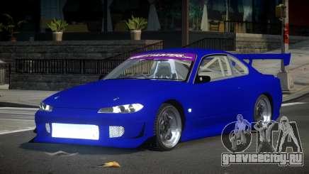 Nissan Silvia S15 Zq для GTA 4