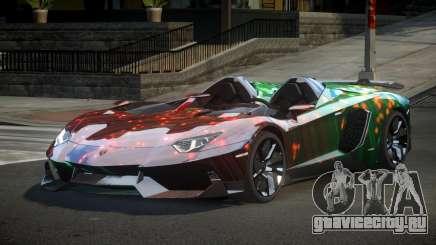 Lamborghini Aventador GST-J S3 для GTA 4