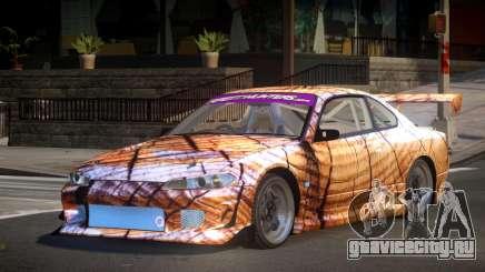 Nissan Silvia S15 Zq L3 для GTA 4