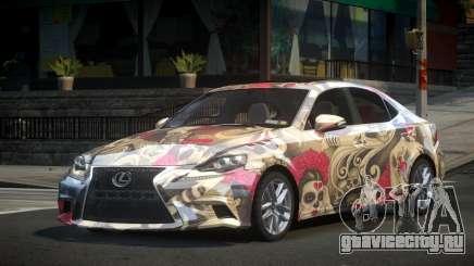 Lexus IS350 GT S4 для GTA 4