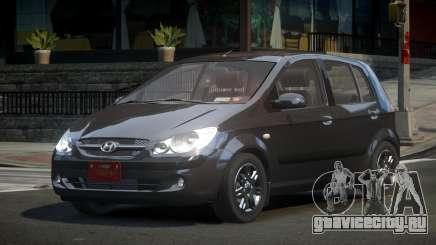 Hyundai Getz GS для GTA 4