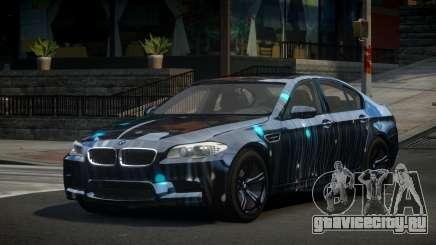 BMW M5 U-Style S3 для GTA 4