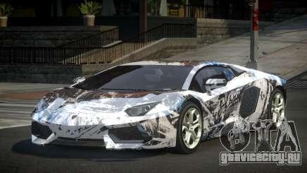Lamborghini Aventador PS-R S2 для GTA 4