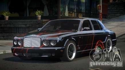 Bentley Arnage Qz S2 для GTA 4