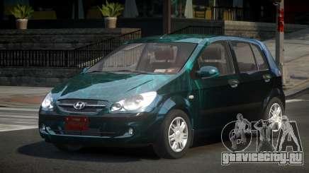 Hyundai Getz GS PJ2 для GTA 4