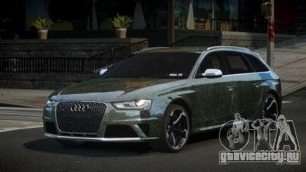 Audi RS4 SP S4 для GTA 4