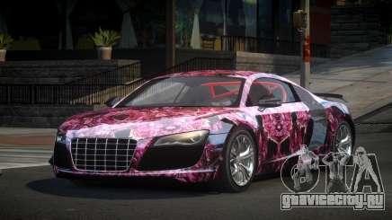 Audi R8 U-Style S9 для GTA 4