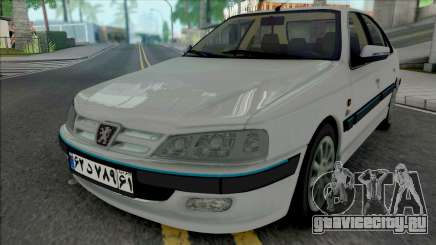 Peugeot Pars TU5 [ADB IVF VehFuncs] для GTA San Andreas
